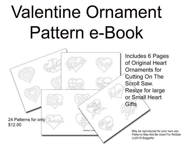 Ebookpatterncollections valentine ornament pattern ebook fandeluxe Images